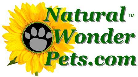 Natural Wonder Pets Products